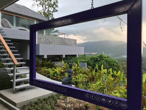 Villa Little Paradise - Entry