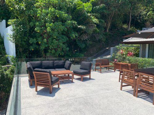 Villa Little Paradise - Outdoor entertainment space